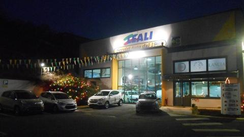 Concessionaria multimarca in provincia di Brescia.